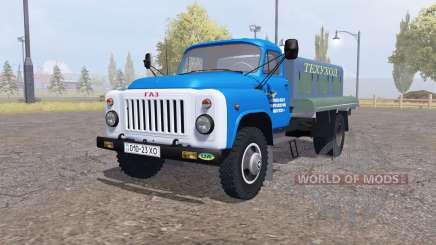 GAZ 53 Manutenção para Farming Simulator 2013