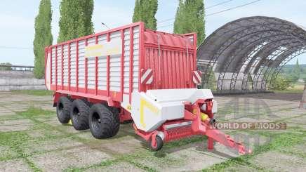 Strautmann Tera-Vitesse CFS 5201 DO update para Farming Simulator 2017