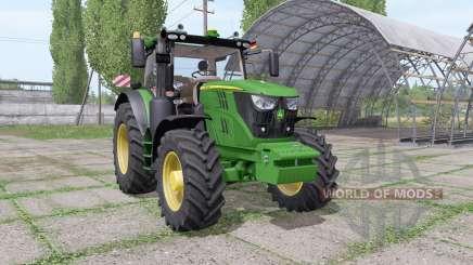 John Deere 6145R v1.1 para Farming Simulator 2017