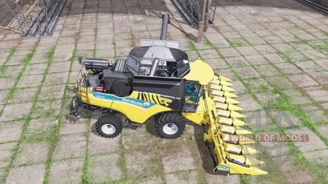 New Holland CR9.90 v1.1 para Farming Simulator 2017