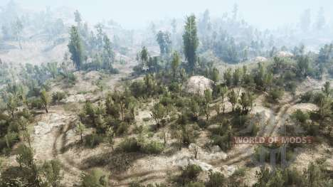 The Tyrant para Spintires MudRunner