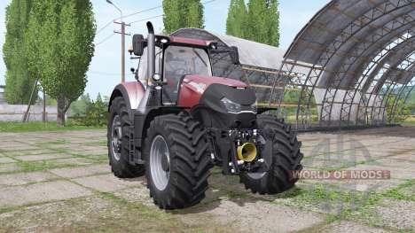 Case IH Optum 300 CVX edit BDBSSB para Farming Simulator 2017