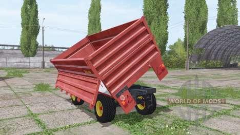 Zmaj 489 v1.4 para Farming Simulator 2017