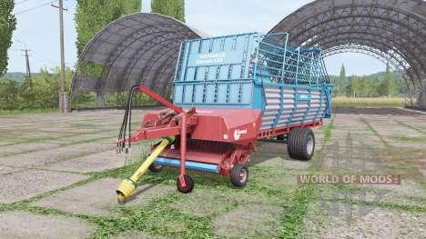 Mengele Garant 435 v2.0 para Farming Simulator 2017