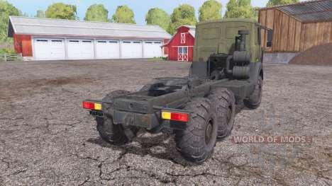 MAZ 6425Х5-410-000 para Farming Simulator 2015