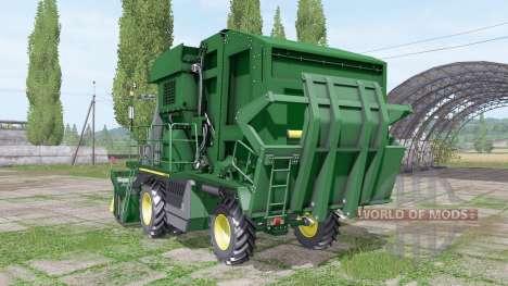John Deere 7760 fixed para Farming Simulator 2017
