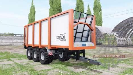 Kaweco PullBox 9700H para Farming Simulator 2017