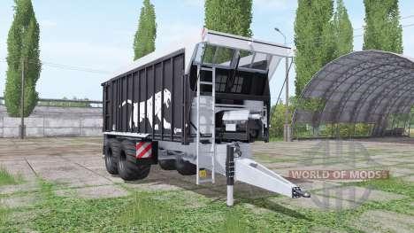 Fliegl ASW 271 Black Panther para Farming Simulator 2017