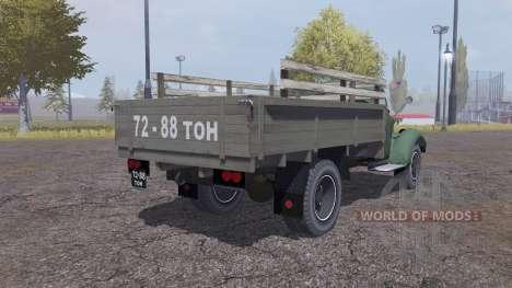 ZIL 164А para Farming Simulator 2013