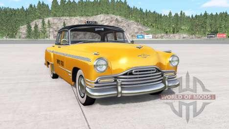 Burnside Special Taxi v1.051 para BeamNG Drive