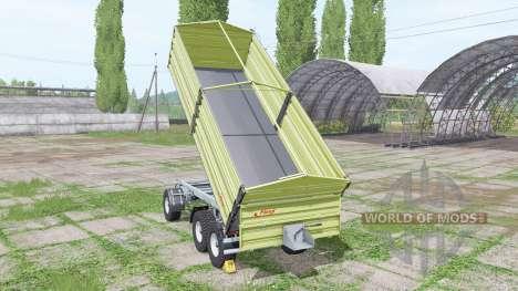Fliegl DDK 240 v1.1.2.1 para Farming Simulator 2017