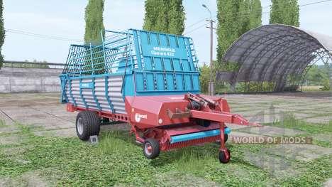 Mengele Garant 435 v2.1 para Farming Simulator 2017