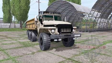 Ural 5557 v2.0 para Farming Simulator 2017