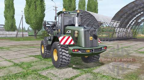 JCB 435S paintable para Farming Simulator 2017