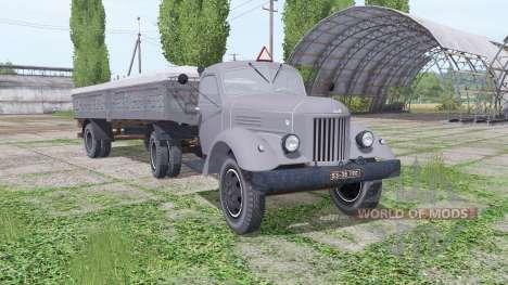 ZIL MMZ 164Н 1958 para Farming Simulator 2017