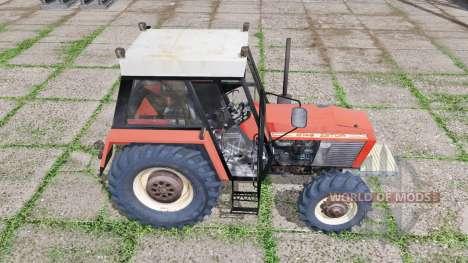 Zetor 8145 para Farming Simulator 2017