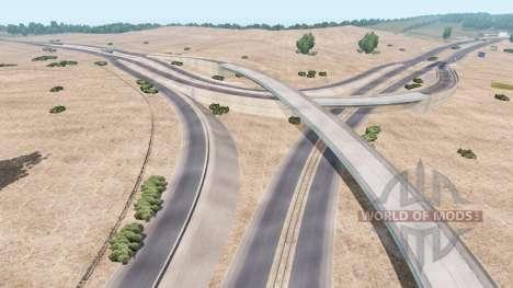 US Expansion v2.3 para American Truck Simulator