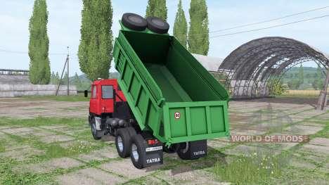 Tatra T815 S3 para Farming Simulator 2017