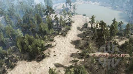 Mahoosuc Trails para Spintires MudRunner