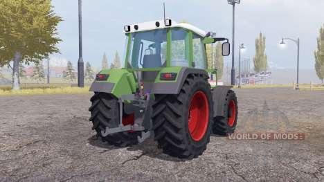 Fendt Farmer 309 C v1.1 para Farming Simulator 2013
