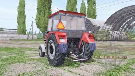 URSUS C-360 v1.1 edit DJtomasz para Farming Simulator 2017