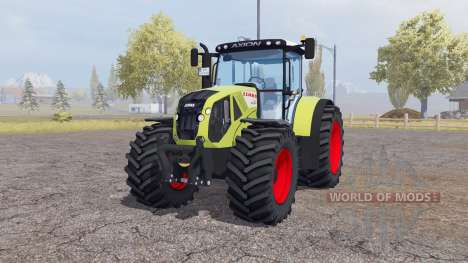 CLAAS Axion 950 v1.1 para Farming Simulator 2013