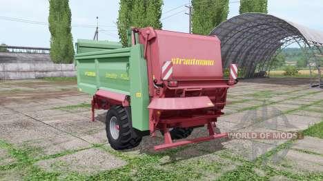 Strautmann MS 1201 v2.2 para Farming Simulator 2017