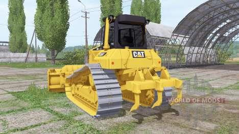 Caterpillar D6N LGP v3.0.0.1 para Farming Simulator 2017