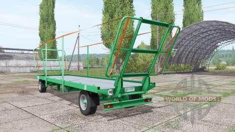 Kroger Agroliner PWS 18 para Farming Simulator 2017