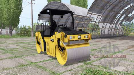 Caterpillar CB44B para Farming Simulator 2017