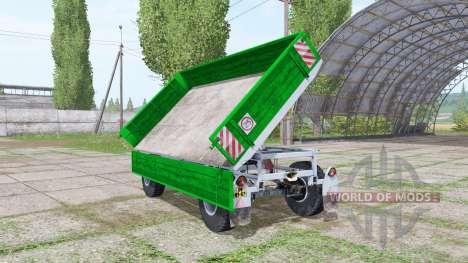 BSS P 73 SH v0.2 para Farming Simulator 2017