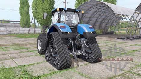 New Holland T7.315 RowTrac para Farming Simulator 2017