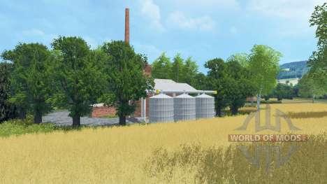 Srednia Wies para Farming Simulator 2015