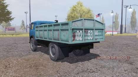 POUCO a 500 para Farming Simulator 2013