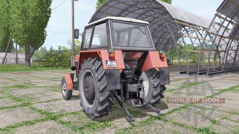 Zetor 8011 old para Farming Simulator 2017