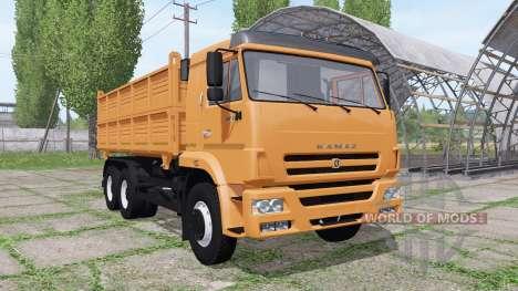 KAMAZ 45143-6012-23 para Farming Simulator 2017