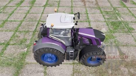 Fendt 939 Vario multicolor - more engine para Farming Simulator 2017