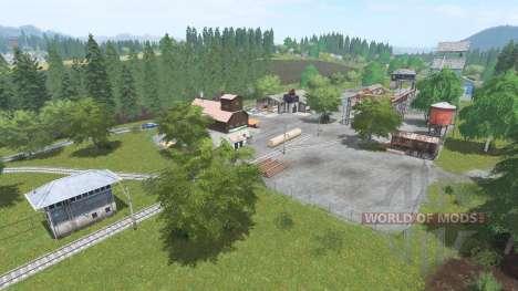 Pine mountain v1.1 para Farming Simulator 2017