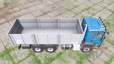 MAN TGS 6x6 L Day Cab para Farming Simulator 2017