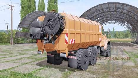 Ural Próximo (4320-6951-74) v1.1 para Farming Simulator 2017