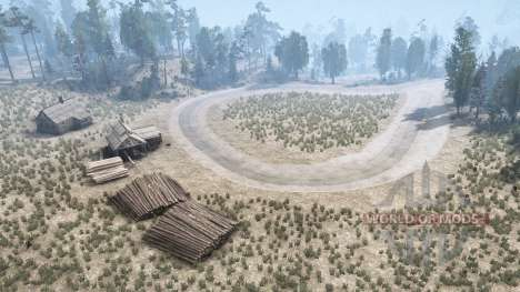 Over the Hump para Spintires MudRunner