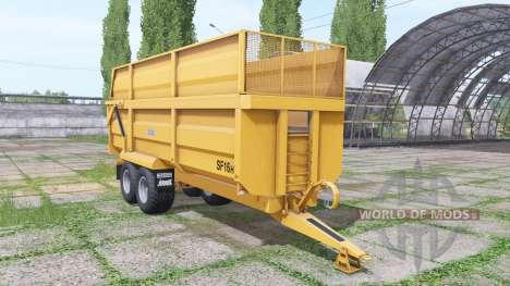 Richard Western SF16HS para Farming Simulator 2017