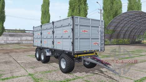 Fratelli Randazzo R270 PT v1.0.1.4 para Farming Simulator 2017