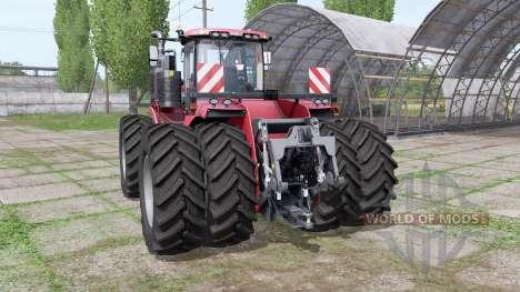 Case IH Steiger 550 v7.0 para Farming Simulator 2017