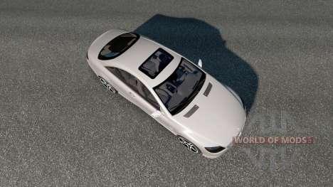 Mercedes-Benz CL 65 AMG (C216) 2007 para Euro Truck Simulator 2