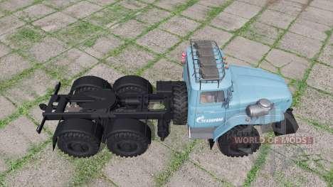 Ural 44202-0311-72Е5 para Farming Simulator 2017