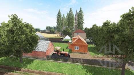 Fazenda polonês v2.0 para Farming Simulator 2017