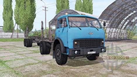 MAZ 509А 1978 para Farming Simulator 2017