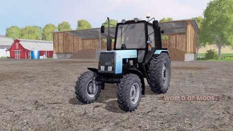 Bielorrússia MTZ 1025 v1.3 para Farming Simulator 2015