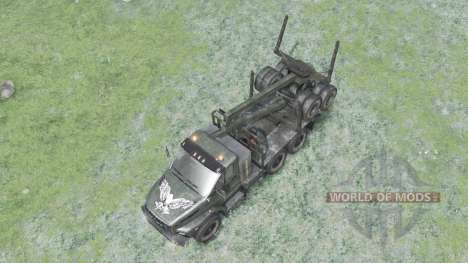 Ural Próximo (4320-6951-70) 2015 para Spin Tires